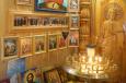 В женской исправительной колонии №50 священник совершил Таинство Святого Крещения