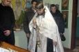 В гостях у осужденных-поселенцев побывал священник Русской Православной церкви