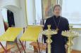В дар осужденным ИК-50 ГУФСИН России по Красноярскому краю передали церковную утварь