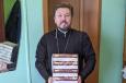 Книжный фонд пенитенциарных библиотек Красноярского края пополнится просветительской православной литературой