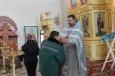 Воспитанники Канской воспитательной колонии посетили Петро-Павловский храм села Бражное